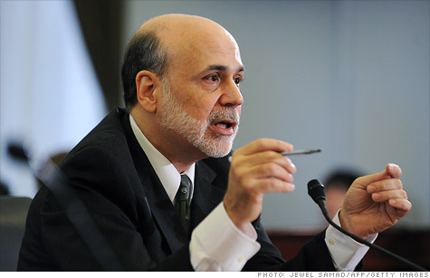Fed Chairman Ben Bernanke told a House panel Thursday, that the Fed will 'take every available step to protect the U.S. financial system and the economy' from Europe's debt crisis.