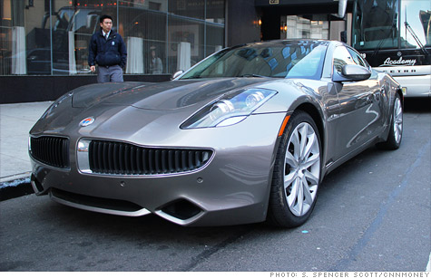 Electric Car Maker And U S Loan Recipient Fisker Cuts Jobs Feb