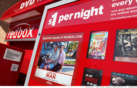 Redbox is teaming up with Verizon to create a streaming video service that will compete directly with Netflix.