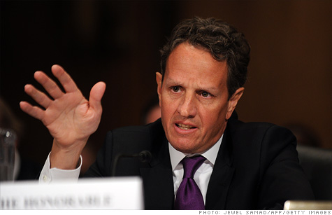 Treasury Secretary Tim Geithner says that guidelines to reform corporate taxes will come out in the next few weeks.