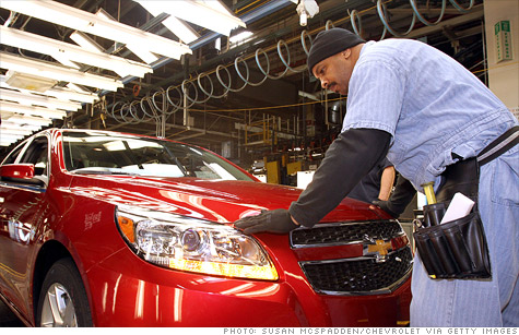 General Motors is switching senior salaried workers from a traditional pension to a 401(k) plan, but hourly workers are not affected.