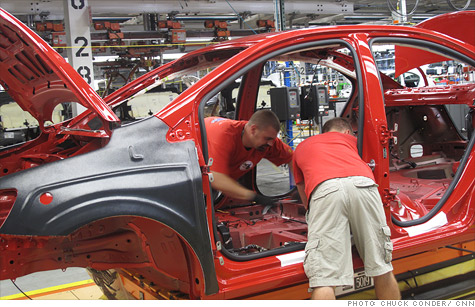 GM earned a record profit in 2011, just two years after a federal bailout and bankruptcy reorganization.