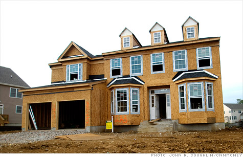 new home construction, housing starts