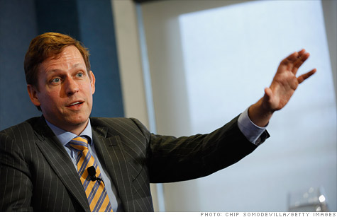 Peter Thiel donates millions to Ron Paul super PAC