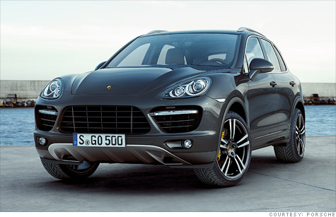 Porsche is recalling more than 20,000 of its Cayenne SUVs due to a headlight problem.