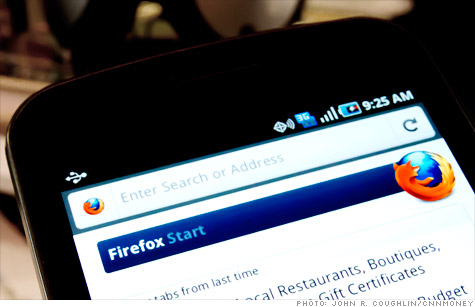 Mozilla's Boot to Gecko