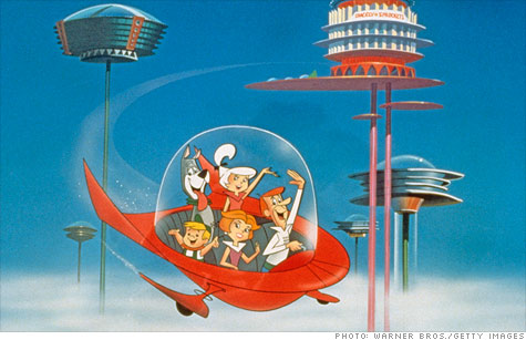 Connected home technology, similar to The Jetsons, is finally ready.