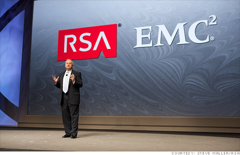 RSA executive chairman Arthur Coviello spoke about RSA's massive data breach last year in his opening keynote at RSA's annual cybersecurity conference.
