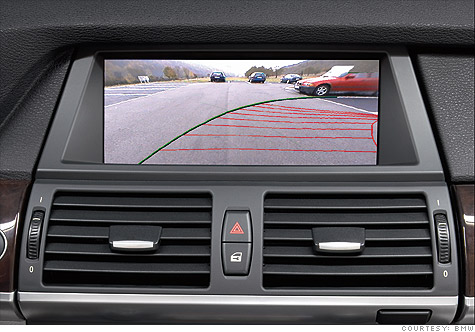 Rearview car camera rules postponed by government