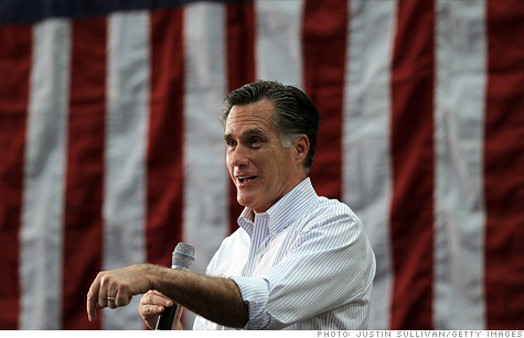 Wealthy would cash in under Romney tax plan.
