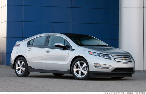 General Motors is temporarily halting production of the Chevrolet Volt due to slack sales.