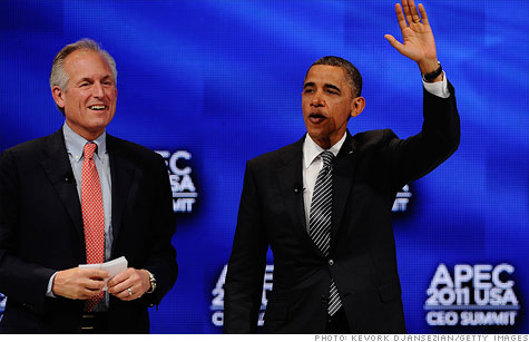 Obama to meet with CEOs to talk about jobs