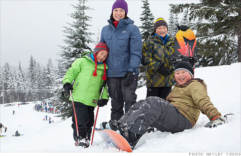 June Shin is a divorc�e with children, who lost half her retirement savings and sold her home. Now she's learning how to get her income back on track.