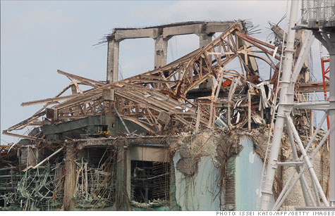 Japan's Fukushima Daiichi nuclear power plant remains severely damaged nearly one year after the earthquake and tsunami.