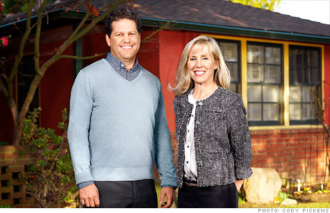Greg and Lisa Hartwell, both 47 of Palo Alto, Calif, left their careers as a tech marketer and realtor, to become senior home care entrepreneurs.
