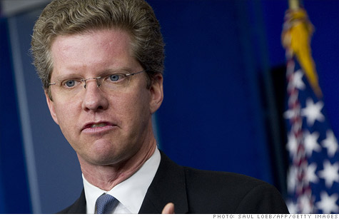 HUD Secretary Shaun Donovan led the $26 billion mortgage settlement deal that was filed in court on Monday.
