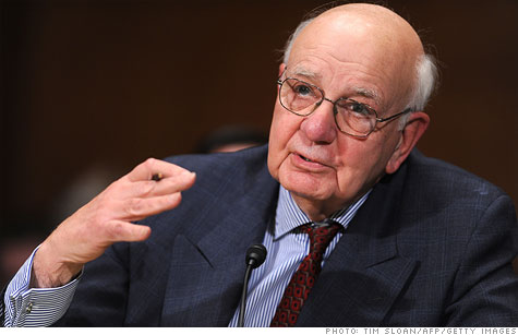 Former Fed chairman Paul Volcker says bold action is needed on the nation's economy.