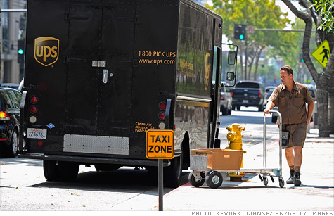 United Parcel Service has agreed to buy TNT Express for $6.8 billion.