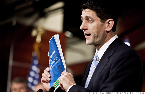 House Budget Chairman Paul Ryan wants to turn Medicaid into a block grant.