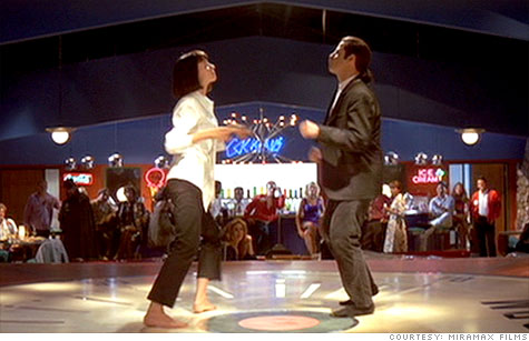 The Fed is twisting like John Travolta and Uma Thurman in