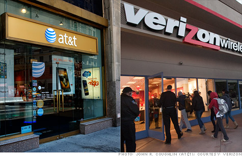Cell phone customers are jumping between carriers more quickly than ever before.