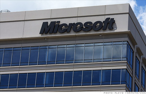 Microsoft took matters in its own hands regarding a major cybersecurity issue. The company, with the blessing of federal officials, seized control of servers at two rogue hosting companies.