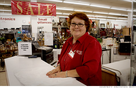 Are Salvation Army jobs