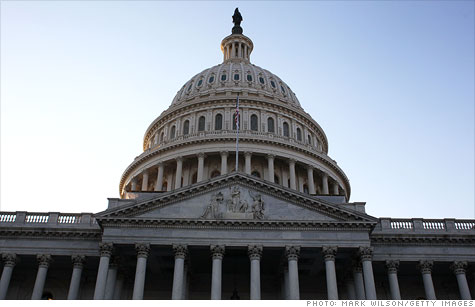 Senate confirmed 70 nominees to various posts, including key financial regulators who had lingered since last summer.