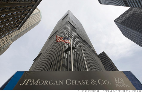 Federal regulators fined JPMorgan Chase $20 million on Wednesday for its handling of Lehman Brothers customer funds in connection with the firm's spectacular collapse in 2008.