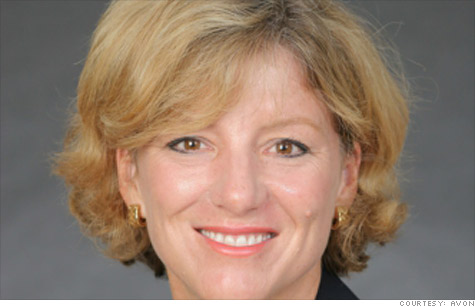 Avon's new CEO joins the troubled retailer after 30 years at Johnson & Johnson