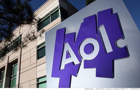 AOL stock