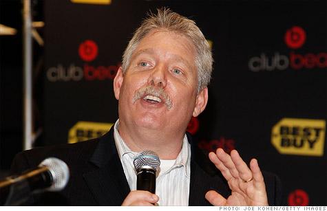 Best Buy CEO Brian Dunn