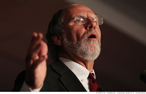 Former MF Global CEO Jon Corzine could be one of the former officers who faces civil liability for missing client funds at the firm.