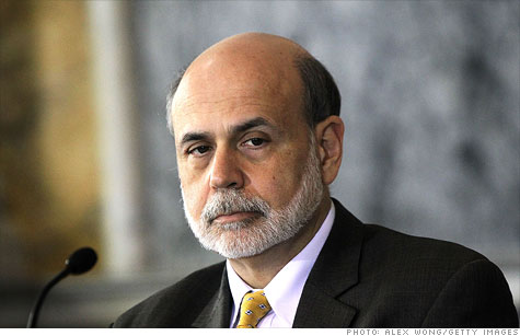 In a speech Friday, Federal Reserve Chairman Ben Bernanke said the central bank should focus on regulation just as much as monetary policy.