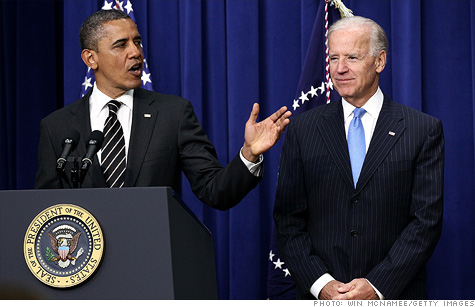 Obama reveals 2011 tax return.