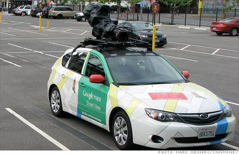 Google is still dealing with the fallout from its Street View cars' accidental collection of personal data transmitted over unencrypted Wi-Fi.