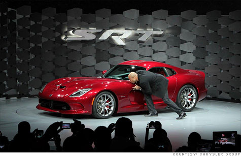 2013 Dodge Viper Photo on Chrysler Was Going To Kill The Viper   But It S Alive   Apr  19  2012
