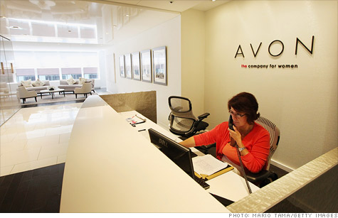 The Avon lady could become the Coty lady if its competitor gets its way and forces Avon to sell.