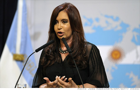 Argentina's government announced a brazen takeover of the country's largest energy company this week, a move that threatens to spook foreign investors and quash a potential boom in shale gas exploration.