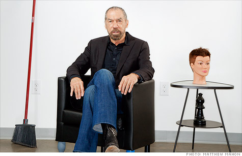 You know Paul Mitchell and you know Patr�n. Now meet John Paul DeJoria.