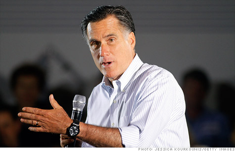 The campaign of Republican presidential contender Mitt Romney has started using a service that was hatched during President Obama's 2008 run for the Whiite House.