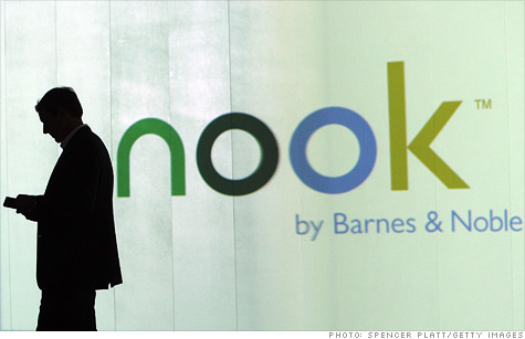 Nook business is now valued at $1.7 billion - more than twice value of Barnes & Noble stock.