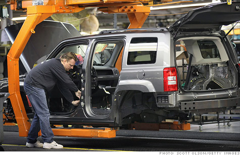 Chrysler forgoes its summer maintenance shutdown at four plants to keep up with surging auto sales.