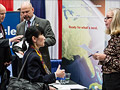 Private sector job growth slows