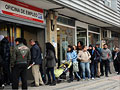 Eurozone unemployment hits record 10.9%