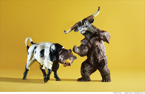 After a mercurial run-up for stocks, Wall Street is back to the age-old debate of a bull vs bear market.