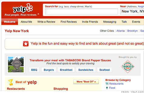 yelp earnings