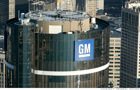 GM posted strong first quarter earnings despite problems in its European unit.