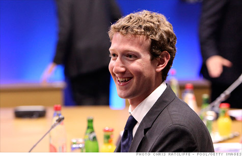 facebook ipo price