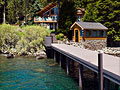 Inside a $50 million Lake Tahoe estate